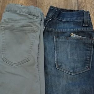 Old Navy and PD&C boys jeans